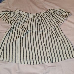 Women's Banana Republic Off Shoulder Top